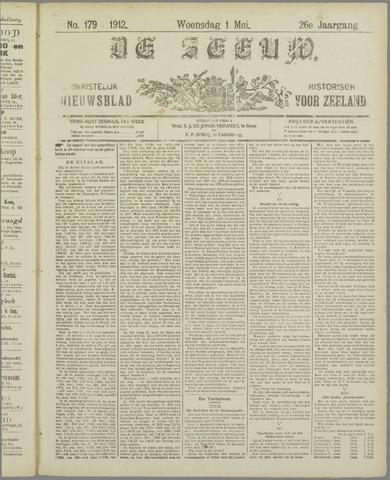 De Zeeuw. Christelijk-historisch nieuwsblad voor Zeeland 1912-05-01