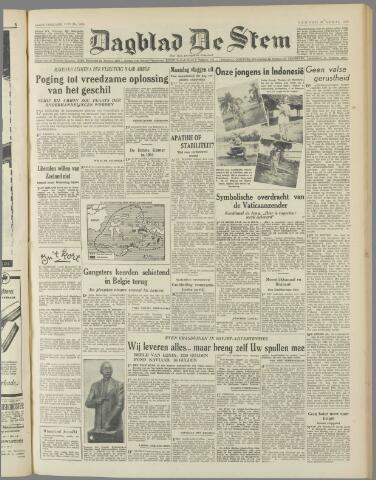 de Stem 1950-04-28