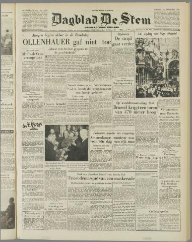 de Stem 1954-12-14