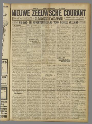 Nieuwe Zeeuwsche Courant 1924-11-11