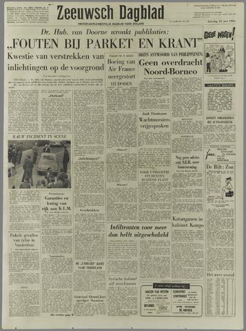 Zeeuwsch Dagblad 1962-06-23