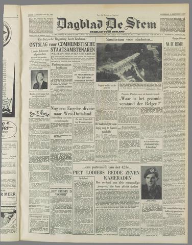 de Stem 1950-09-13