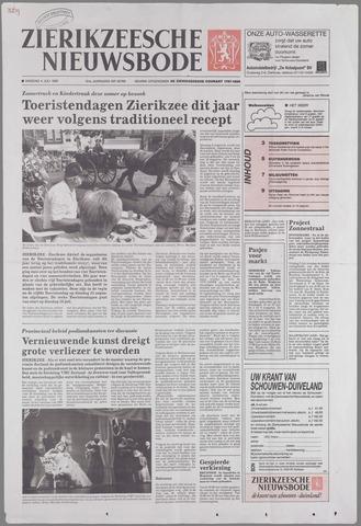Zierikzeesche Nieuwsbode 1995-07-04
