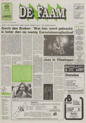 de Faam en de Faam/de Vlissinger 1988-09-07