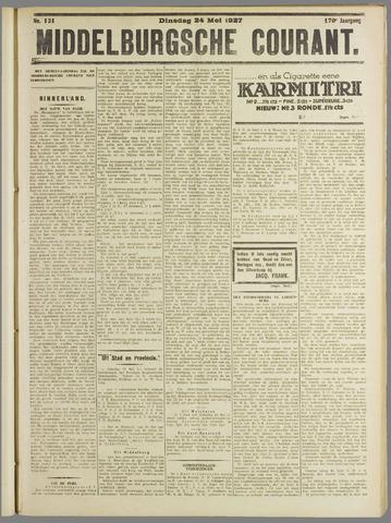 Middelburgsche Courant 1927-05-24