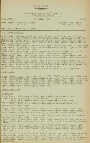 Sterna 1962-12-01