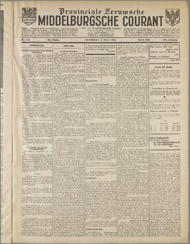 Middelburgsche Courant 1932-07-02