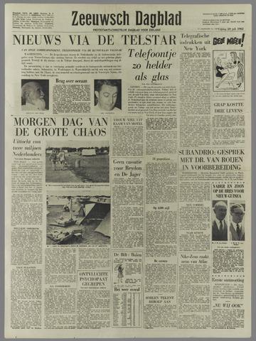 Zeeuwsch Dagblad 1962-07-20