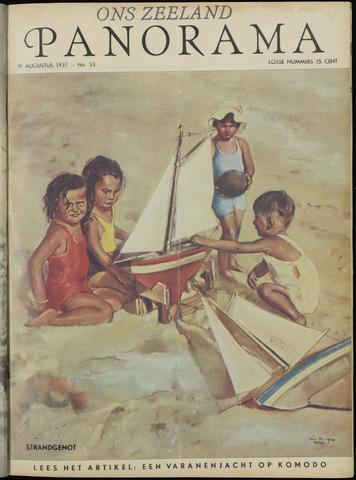 Ons Zeeland / Zeeuwsche editie 1937-08-19