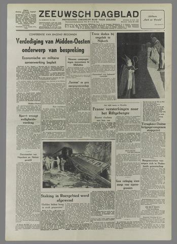 Zeeuwsch Dagblad 1955-11-22