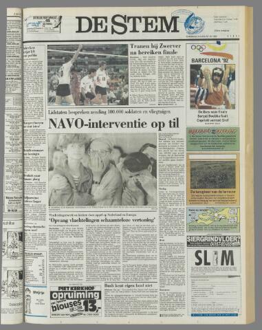 de Stem 1992-08-08