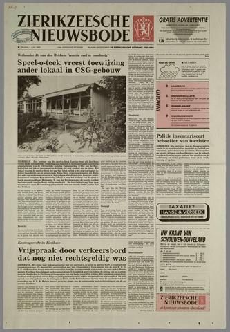 Zierikzeesche Nieuwsbode 1993-07-09