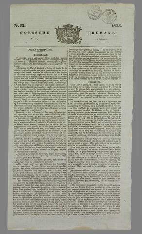 Goessche Courant 1835-02-09