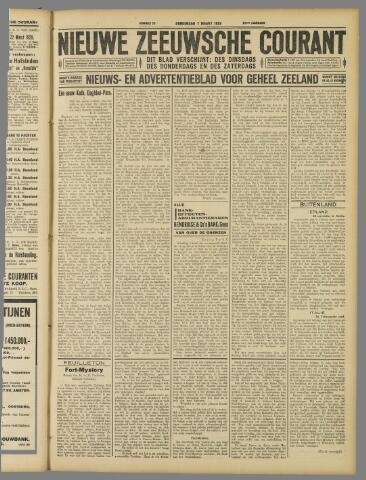 Nieuwe Zeeuwsche Courant 1929-03-07