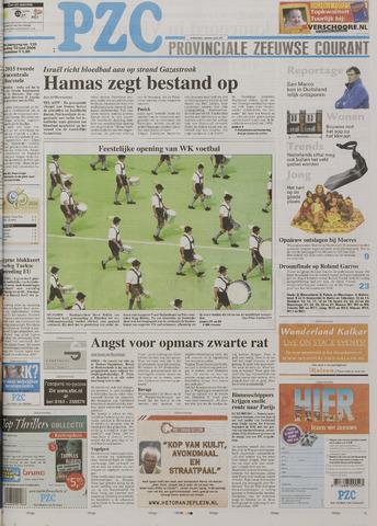 Provinciale Zeeuwse Courant 2006-06-10