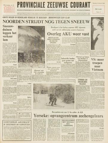 Provinciale Zeeuwse Courant 1966-02-14