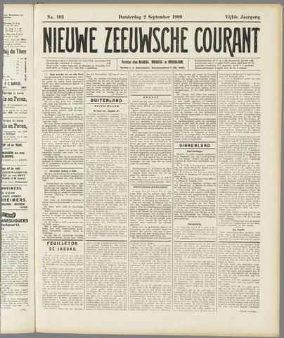 Nieuwe Zeeuwsche Courant 1909-09-02