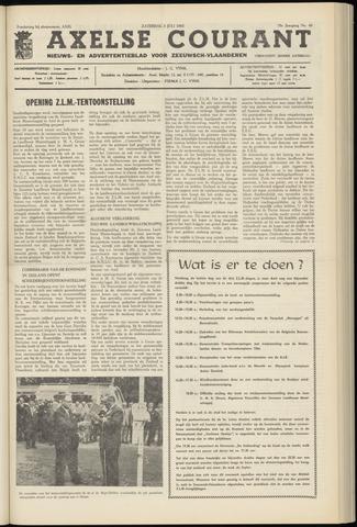 Axelsche Courant 1965-07-03