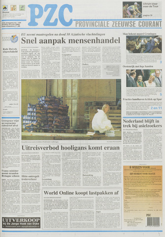Provinciale Zeeuwse Courant 2000-06-20