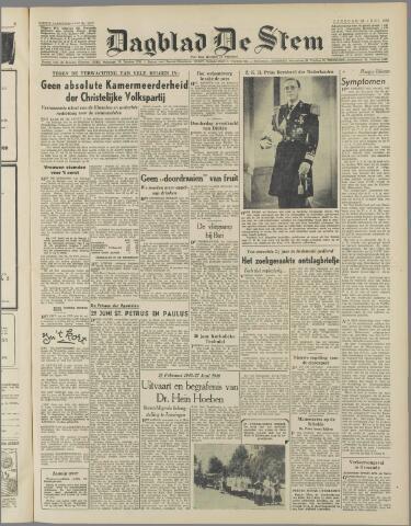 de Stem 1949-06-28