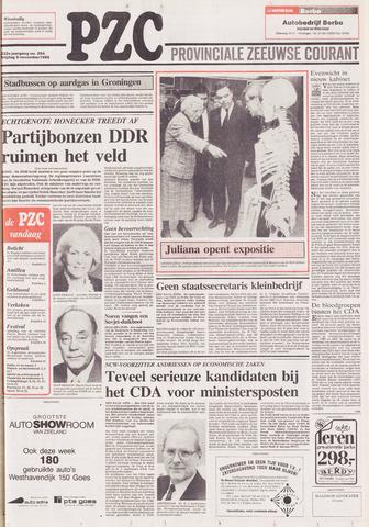 Provinciale Zeeuwse Courant 1989-11-03
