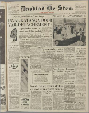 de Stem 1960-08-27