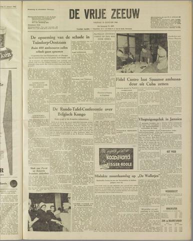 de Vrije Zeeuw 1960-01-22