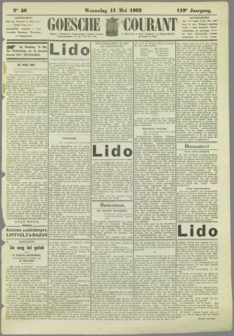 Goessche Courant 1932-05-11