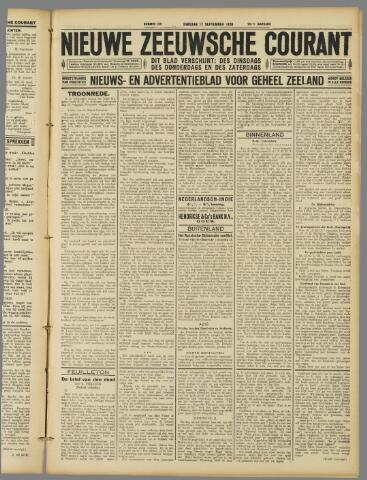 Nieuwe Zeeuwsche Courant 1929-09-17
