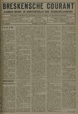 Breskensche Courant 1921-10-05