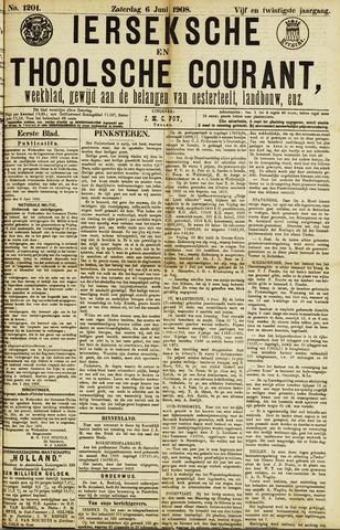 Ierseksche en Thoolsche Courant 1908-06-06