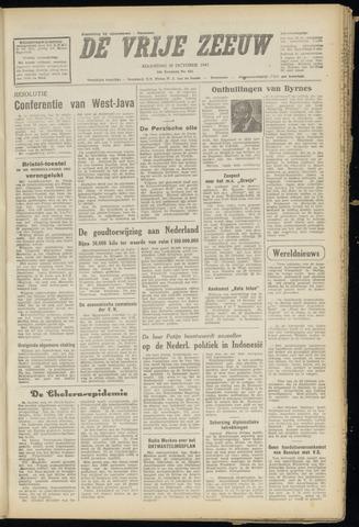 de Vrije Zeeuw 1947-10-20