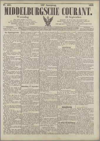 Middelburgsche Courant 1895-09-18