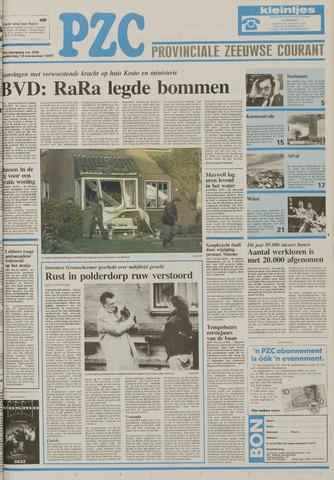 Provinciale Zeeuwse Courant 1991-11-14