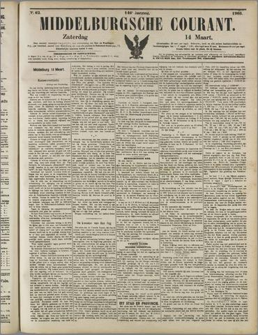 Middelburgsche Courant 1903-03-14