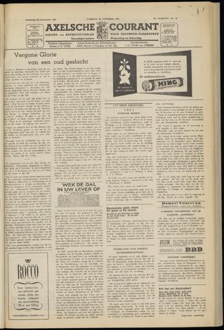 Axelsche Courant 1952-11-22