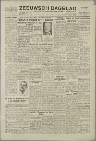 Zeeuwsch Dagblad 1948-11-04