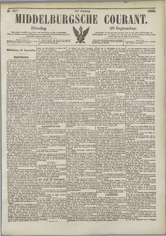 Middelburgsche Courant 1899-09-26