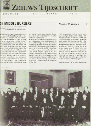Zeeuws Tijdschrift 1973-03-01