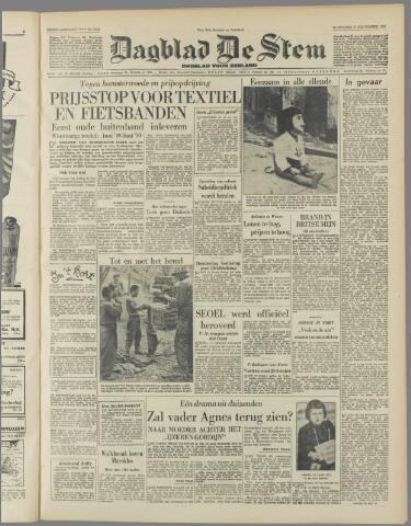 de Stem 1950-09-27