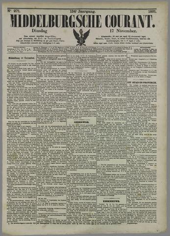 Middelburgsche Courant 1891-11-17