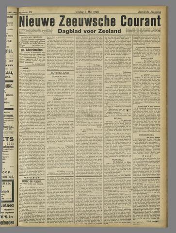 Nieuwe Zeeuwsche Courant 1920-05-07