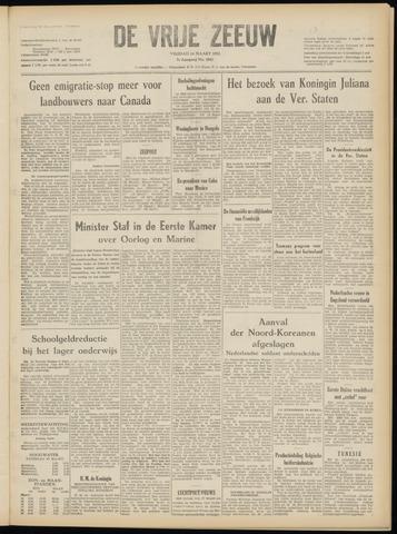 de Vrije Zeeuw 1952-03-14