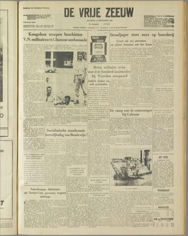 de Vrije Zeeuw 1960-11-22