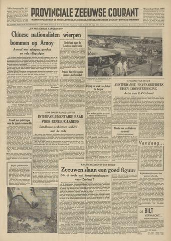 Provinciale Zeeuwse Courant 1954-09-08
