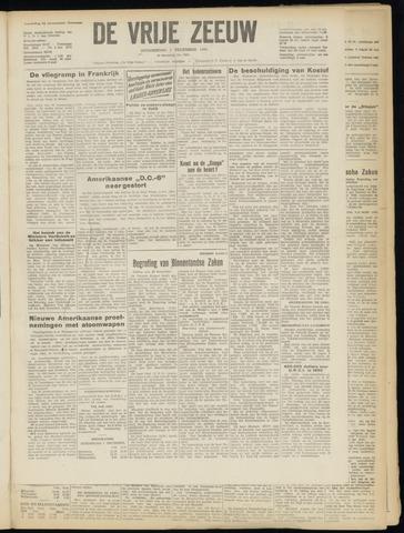 de Vrije Zeeuw 1949-12-01