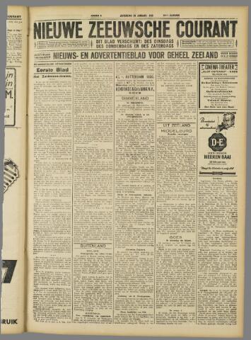 Nieuwe Zeeuwsche Courant 1930-01-18
