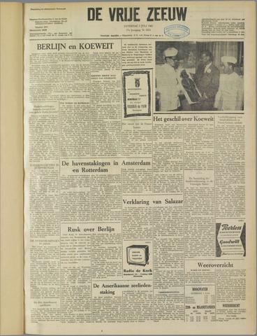 de Vrije Zeeuw 1961-07-01