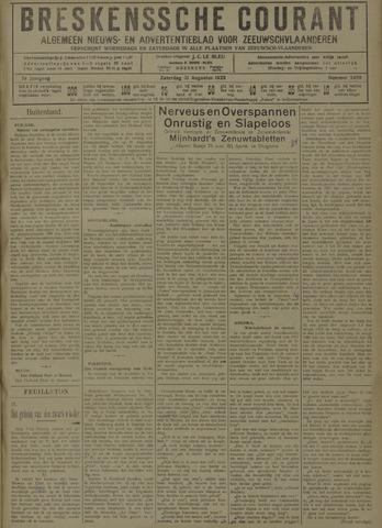 Breskensche Courant 1929-08-31