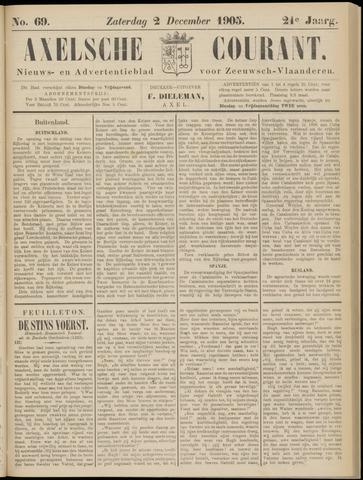 Axelsche Courant 1905-12-02